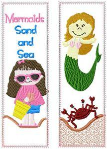 Mermaids Sand n Sea Tote and Play