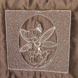 Stipple Fairy Block