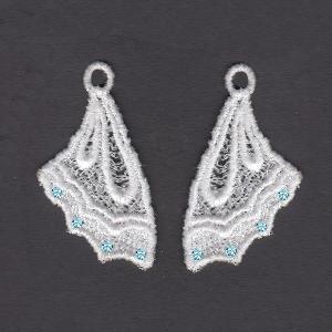 FSL Wing Earrings