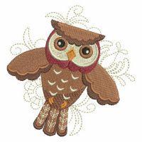 Folk Owls
