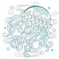 Vintage Sea Creatures 2