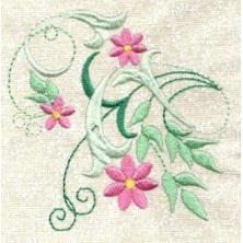 TT009_Floral Dreams
