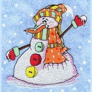TT413 Snowmen Combo