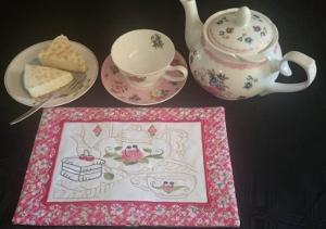 ITH Teatime Table Mat No 1