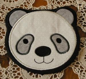 ITH Panda Mugrug