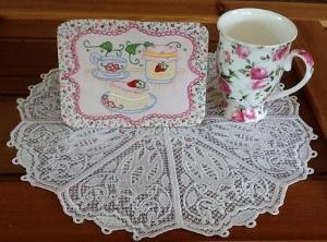 ITH Teatime Mugrug No 3