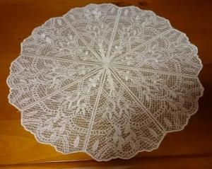 FSL Doily No 2 Large