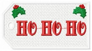 FSL Ho Ho Ho Tag