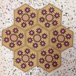 FSL Coaster or Doily