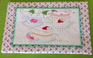 ITH Teatime Table Mat No 3