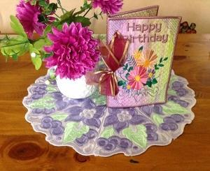 ITH Flower Birthday Card