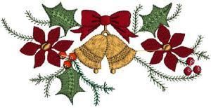 8X8 Merry Christmas