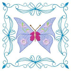 Butterfly Quilt-6