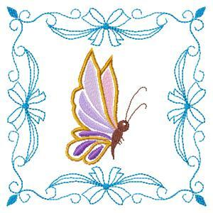 Butterfly Quilt-10