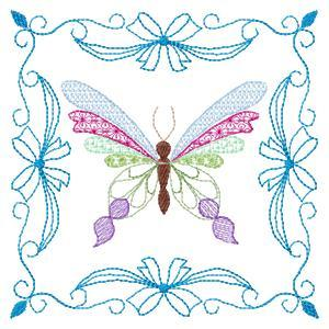 Butterfly Quilt-11