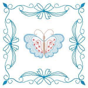 Butterfly Quilt-12