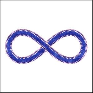 AccuCut Infinity Symbol