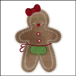 Studio Gingerbread Man