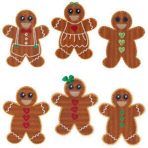 Sizzix Gingerbread
