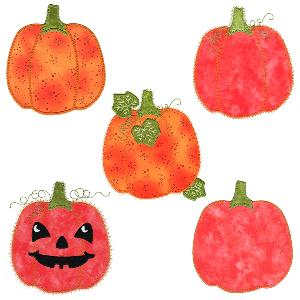 Sizzix Pumpkins