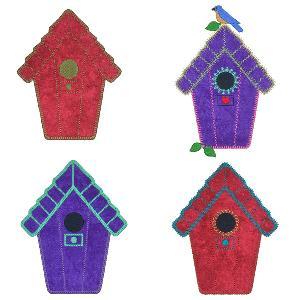 Sizzix Birdhouses