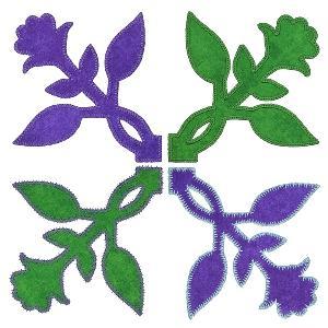 Sizzix Flowers, Celtic