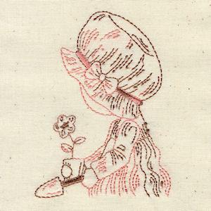 Garden Sun Bonnets