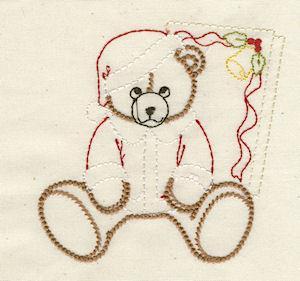 Candlewick Rag Bears