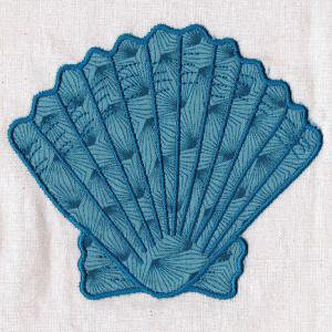 Applique Sea Shells