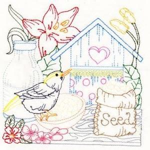 Springtime Birdhouses