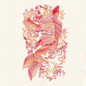 Koi Fish Set 01