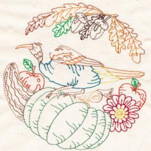 Circular Fall Time