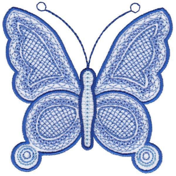 Butterfly Symmetry Set 1 Small
