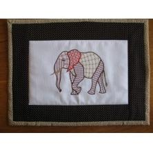 Fanciful Elephants Set 1 Large -4