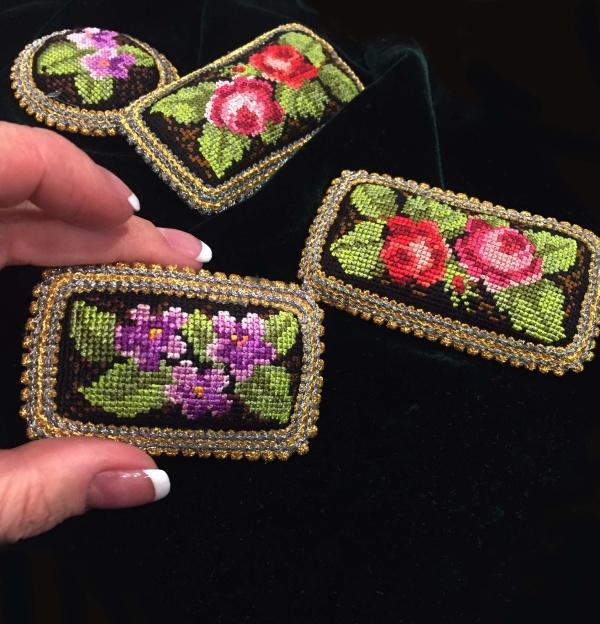 Brooches Elegance