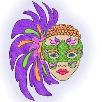 Mardi Gras Grand Set