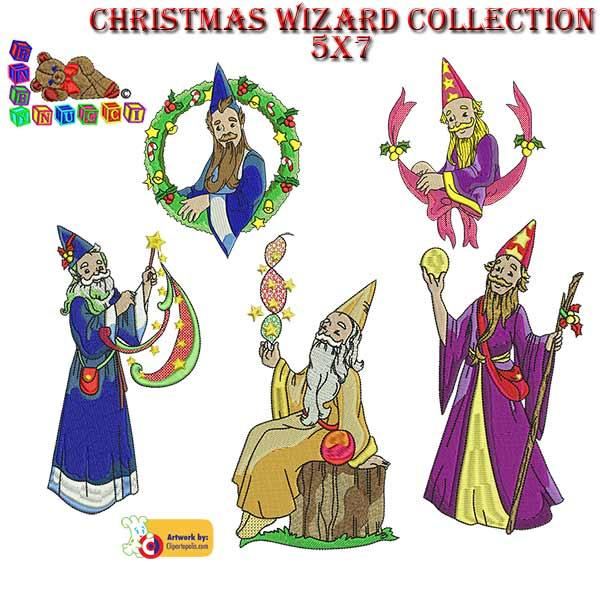 Christmas Wizard Collection