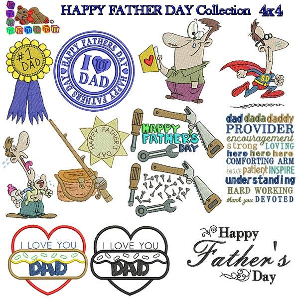 Happy Fathers Day Collection