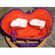Diaper, Beach or Tote Bag