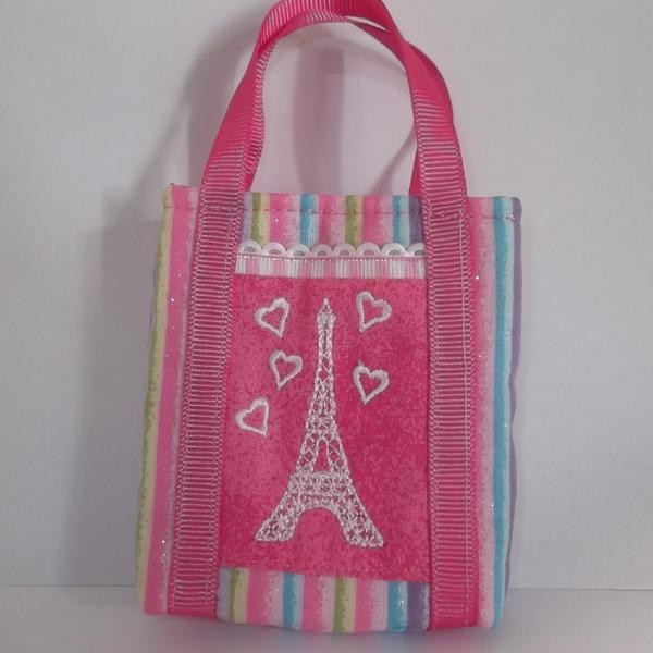 Mini Paris Doll Bags
