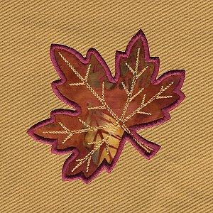 Applique Leaf Blocks