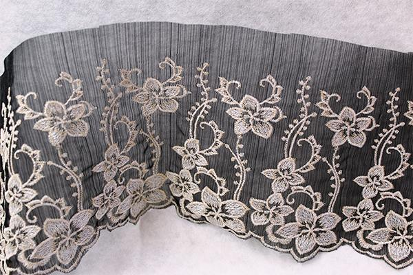 Open Orchid Lace 5x7