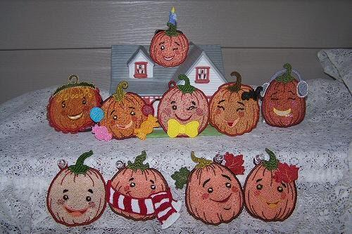 Amusing Pumpkins