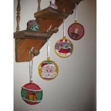 FSL Christmas Bulbs