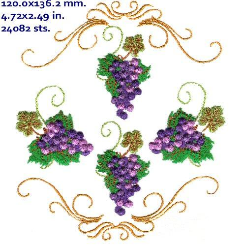 Plentiful Grapes