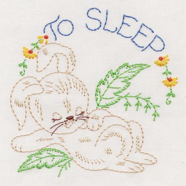 Now I Lay Me Down To Sleep Colorwork