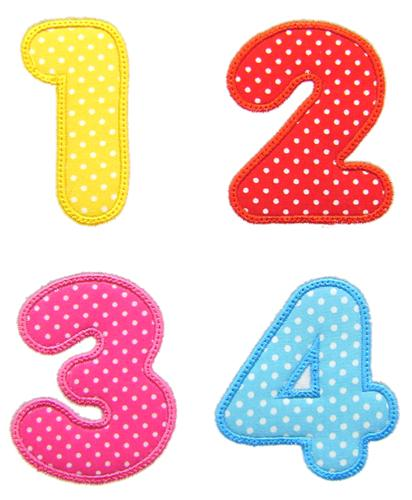 Candy Button Numbers