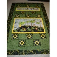 Jungle Time Quilt
