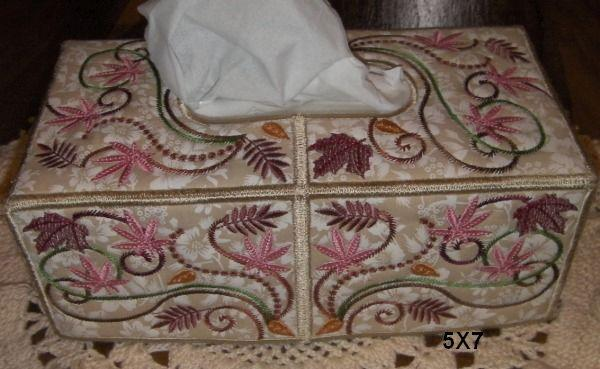 ITH Autumn Large Tissue Box Cover