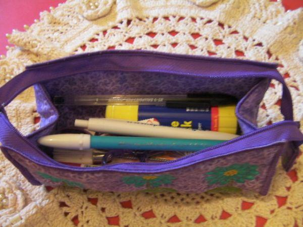 ITH Flower Pencil Case